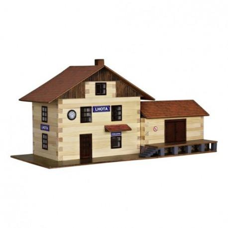 Walachia -  vlakové nádraží