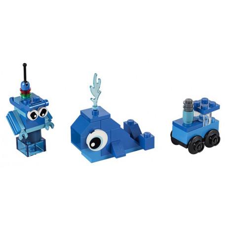 Lego - modré kreativní kostičky