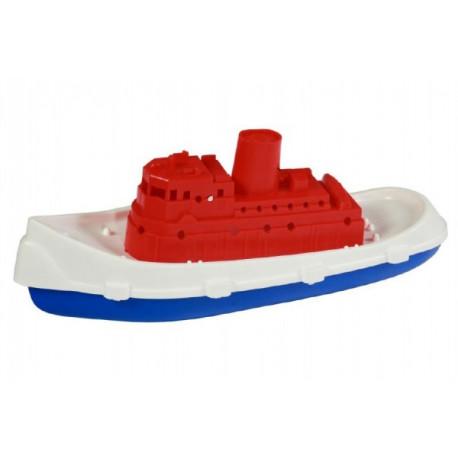 Loď/Člun rybářská kutr plast 26 cm