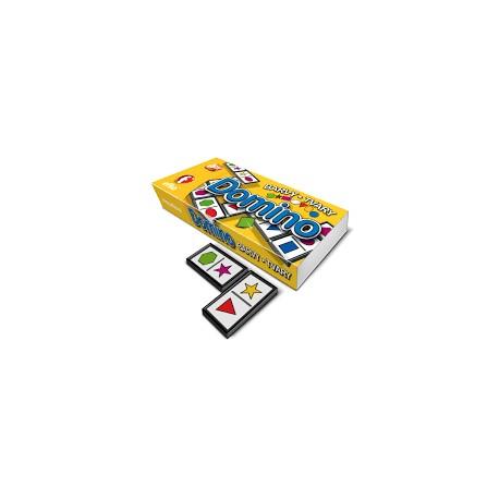 Domino - barvy, tvary