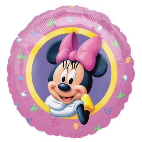 Fóliový balónek MINNIE - 45 cm