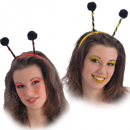 Tykadla brouček - beruška, včelka