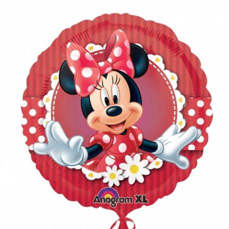 Fóliový balónek - Minnie, 45 cm