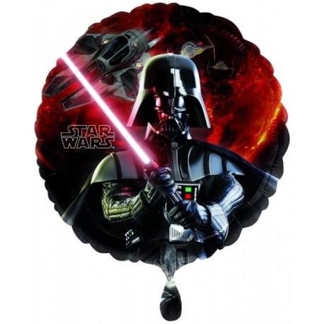 Fóliový balónek - Star Wars, 45 cm