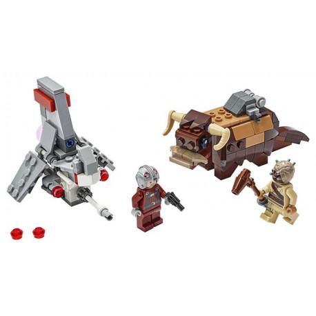 Lego Star Wars - Mikrostíhačka T-16 Skyhopper™ vs. Bantha™