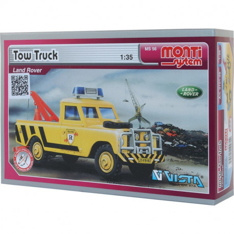 Monti system - Tow truck