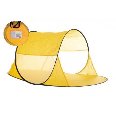 Plážový stan - žlutý