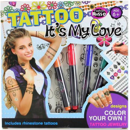 Tetovací sada