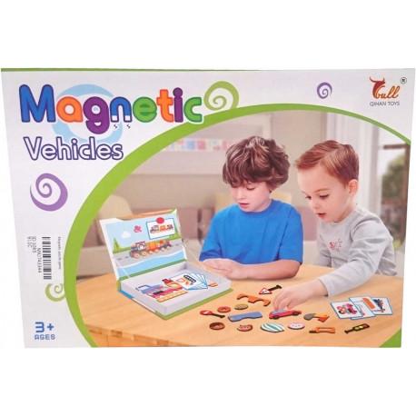 Magnetická stavebnice - Dopravní prostředky