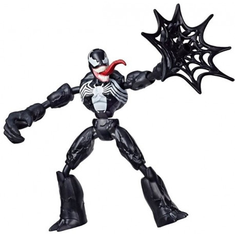 Spiderman figurka Bend and Flex - Venom