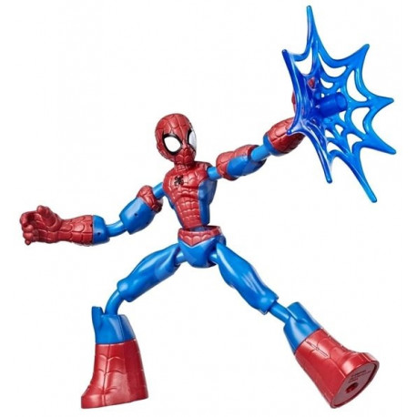 Spiderman figurka Bend and Flex - Spider-Man
