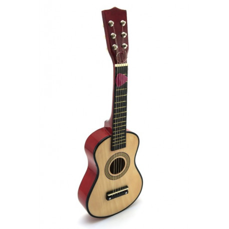 Kytara dřevěná