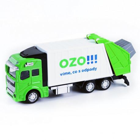Auto popeláři kovové OZO!!!
