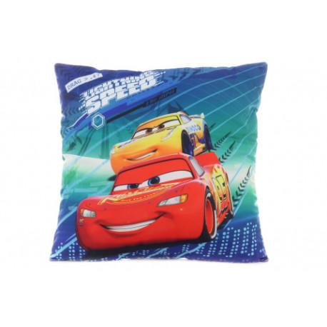 Polštářek Cars 33 x 33 cm