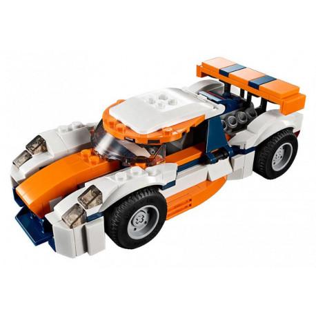 Lego Creator - Závodní model Sunset
