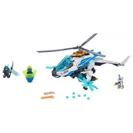 Lego Ninjago - Ninjakoptéra