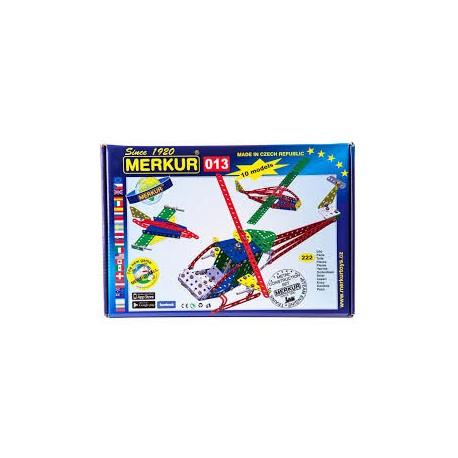 Merkur 013 - Vrtulník