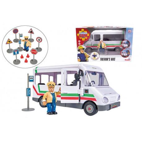 Požárník Sam - Trevorův autobus