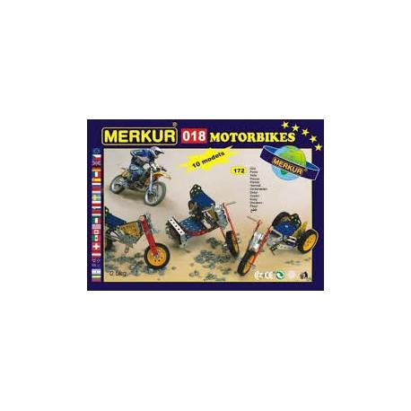 Merkur 018 motorky