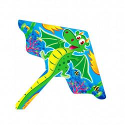 Létající drak - dráček s ocáskem, nylonový