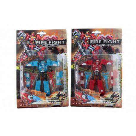 Robot/Transformer - Požární auto