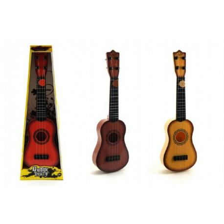 Kytara s trsátkem - plastová