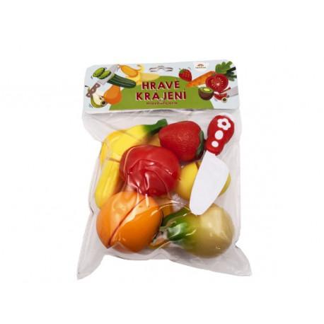 Krájecí ovoce - plastové