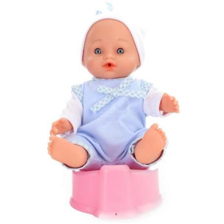 Panenka miminko čurací