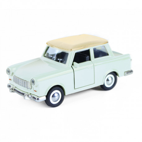 Trabant - Auto kov, plast