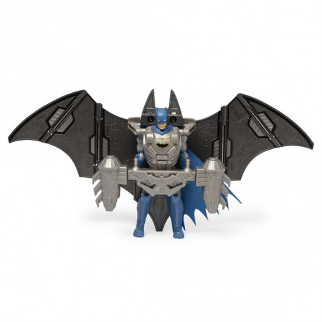 Batman - figurky hrdinů s akčním doplňkem