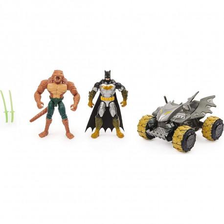 Batman - hrací sada se čtyřkolkou