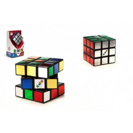 Rubikova kostka 3x3 - originál, metalická