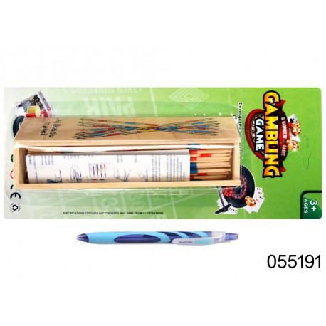 Mikádo - dřevěné