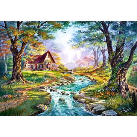Puzzle barvy podzimu/Colors of Autumn - 1500 dílků