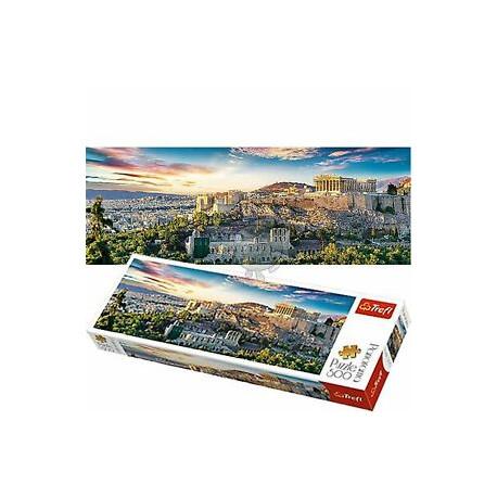 Puzzle Akropolis Athény - 500 dílků, Panorama