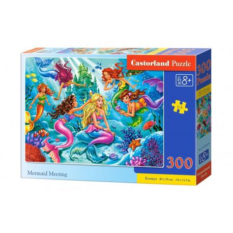 Puzzle Setkání mořských víl - 300 dílků
