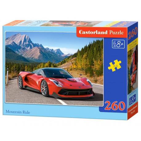 Puzzle Horská Jízda - 260 dílků