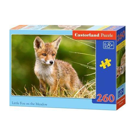 Puzzle Lištička - 260 dílků