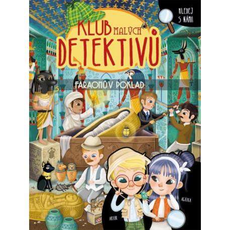 Klub malých detektivů - Faraonův poklad