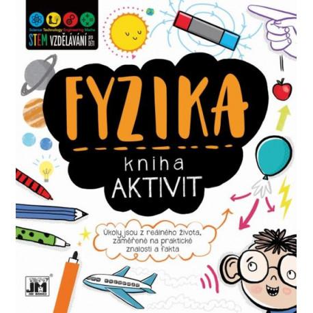 Kniha aktivit - Fyzika (STEM)