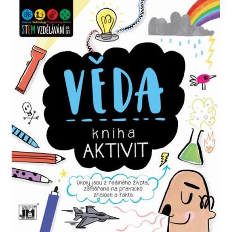 Kniha aktivit - Věda (STEM)