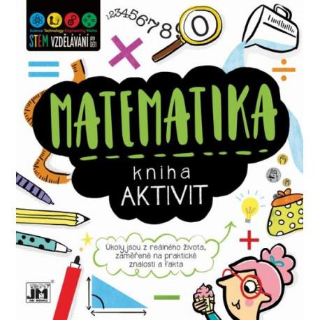 Kniha aktivit - Matematika (STEM)