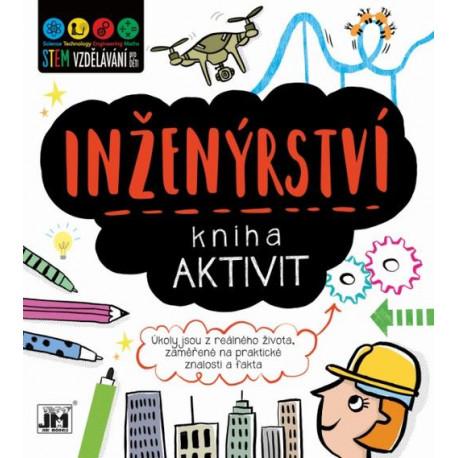 Kniha aktivit - Inženýrství (STEM)