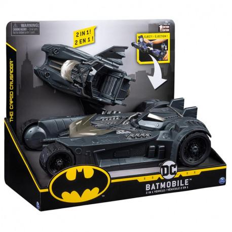 Batman Batmobil a Batloď