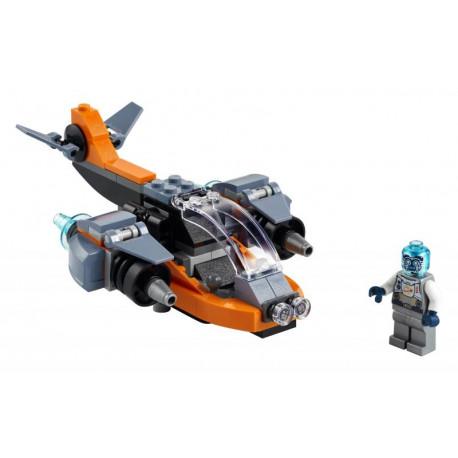 Lego Creator - Kyberdron