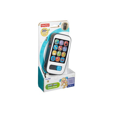 Fisher Price - Chytrý telefon