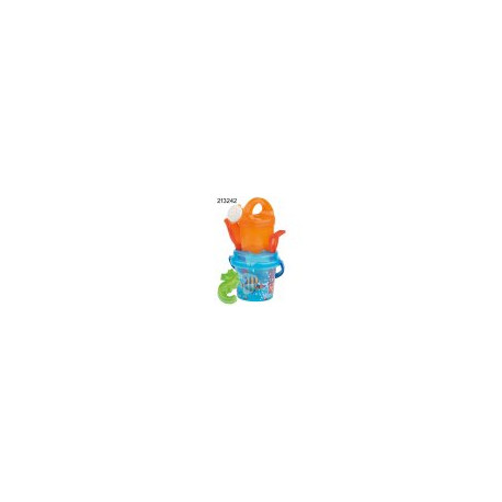 Sada na písek - Kyblík ryby + příslušenství (Malý)