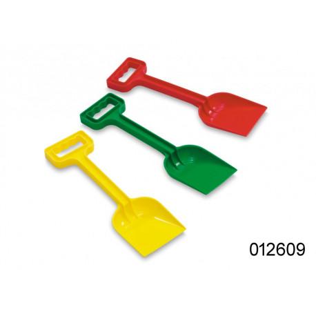Lopatka na písek 34 cm - plastová, mix barev