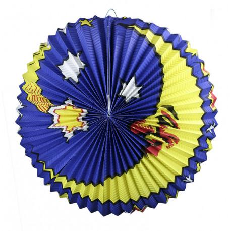 Lampion Měsíc, 25 cm