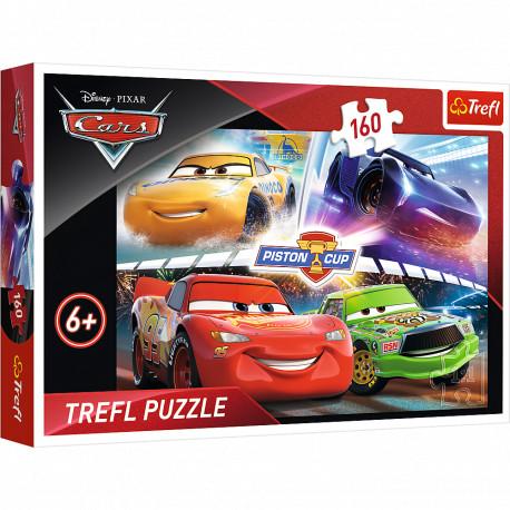 Puzzle - Cars/Auta 3, 160 dílků